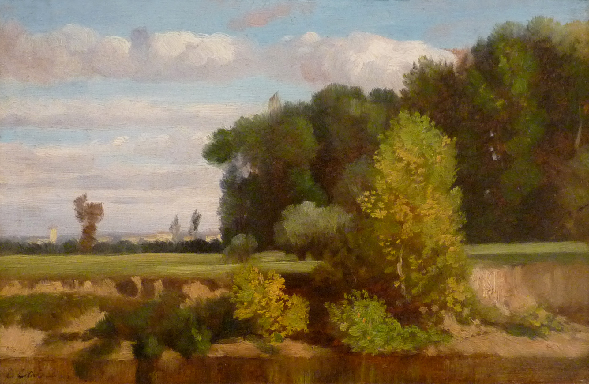 Louis nicolas cabat wikiwand for Landscape paysage