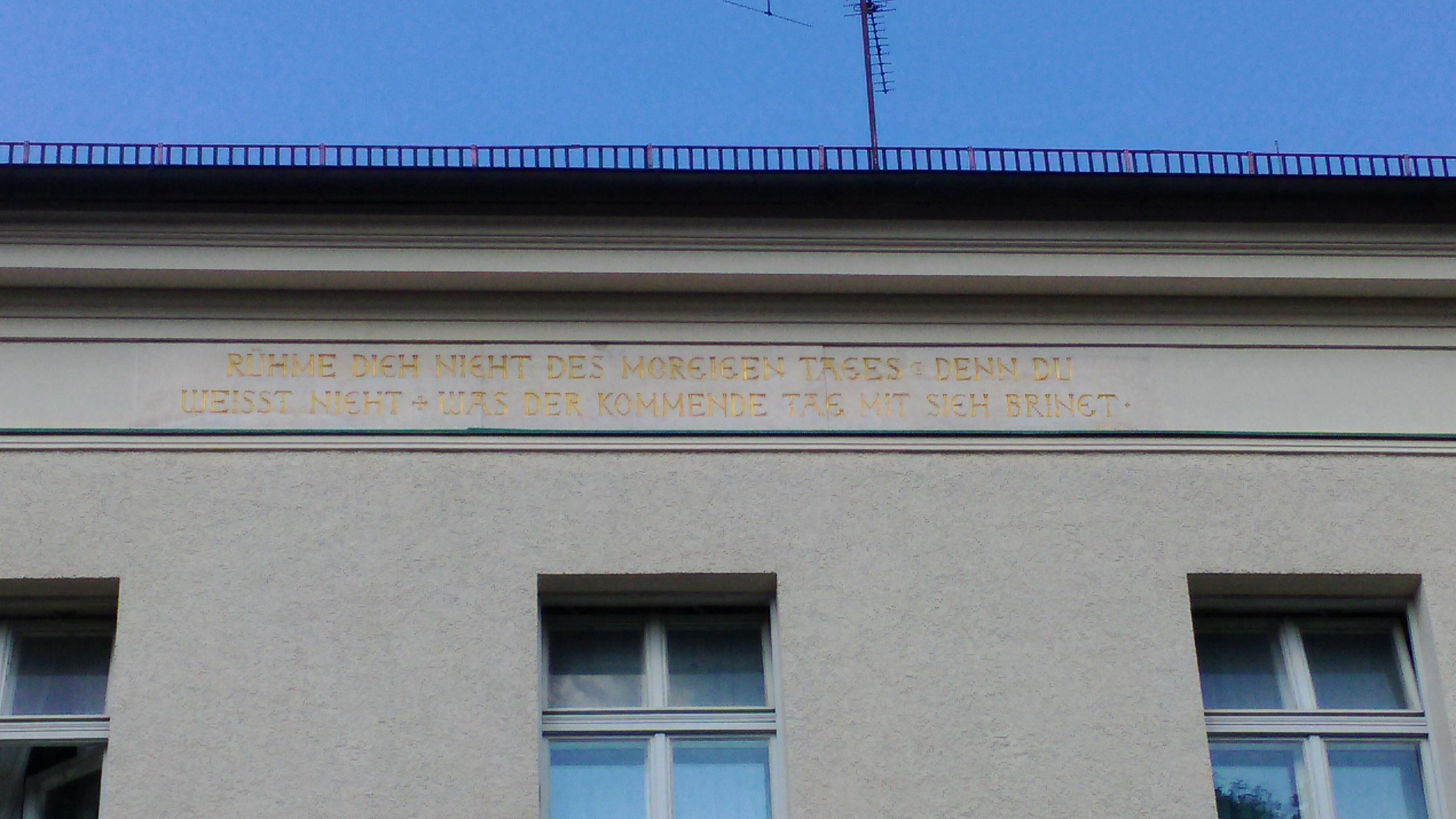 St Platz München file münchen st martins platz 1 sprüche 27 jpg wikimedia commons