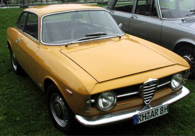 Alfa romeo gt 1300 junior wikipedia 16