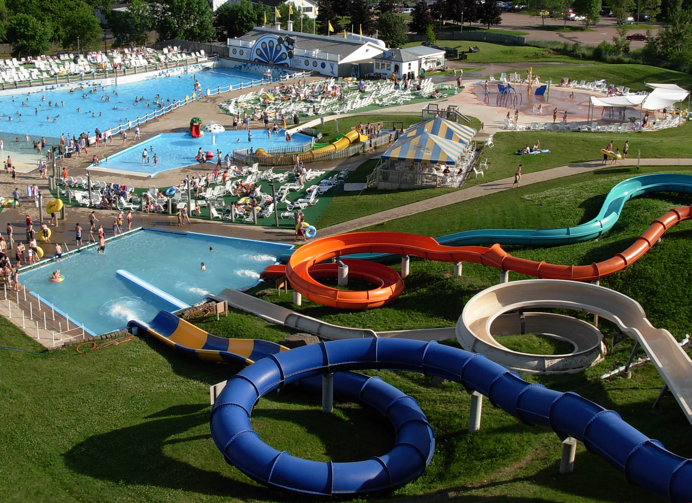 Magic Mountain Water Park