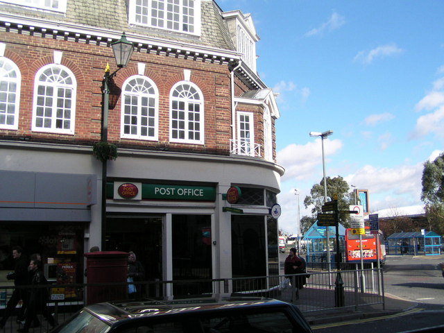 Filemain Post Officetreet Grimsby Geograph Org Uk 142131 Jpg