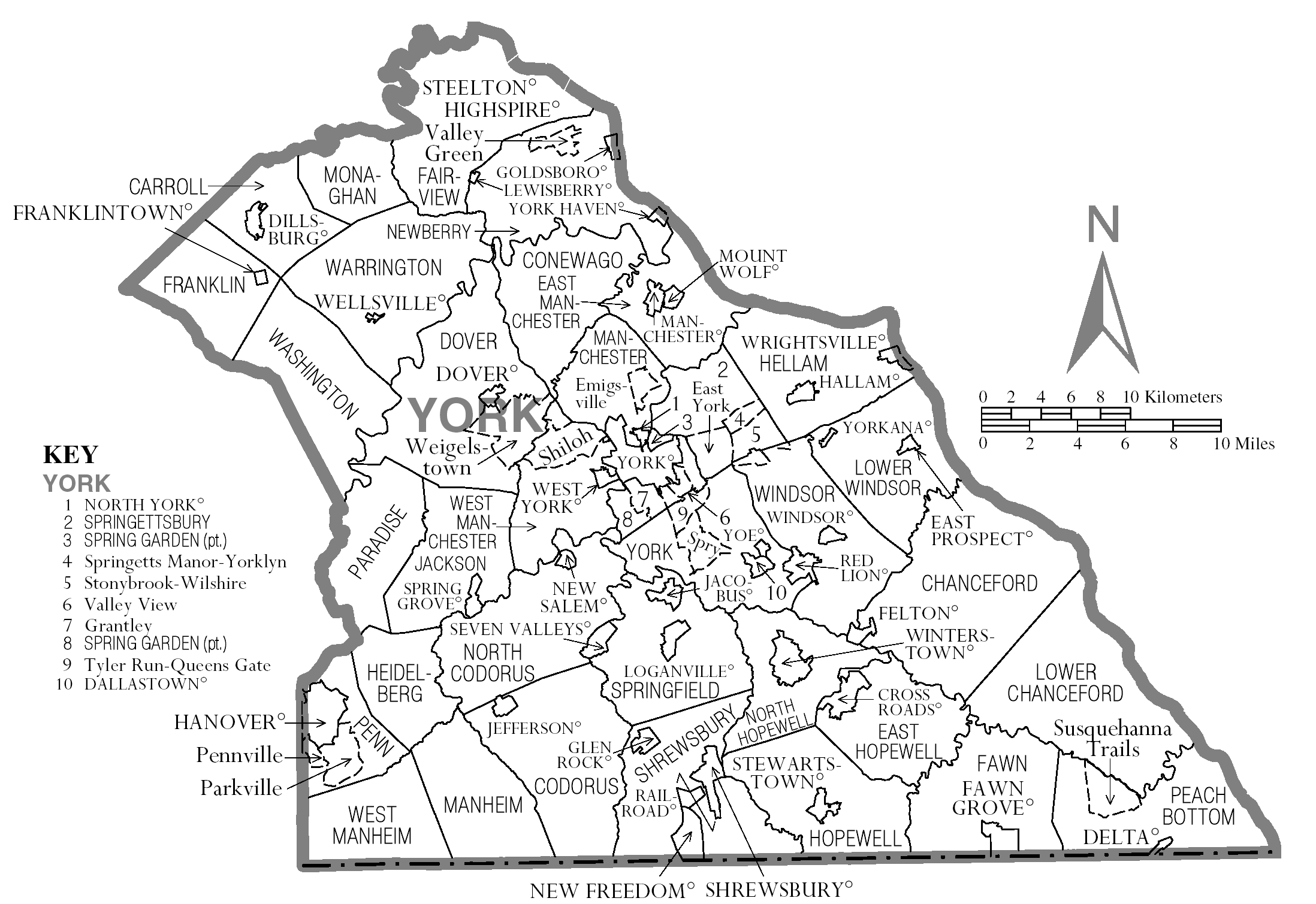 File:Map of York County, Pennsylvania.png - Wikimedia Commons on york pa street map, york county pa driving map, pennsylvania borough map, york co map, york township pa ward map,