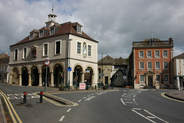 Market Place, Dursley - geograph.org.uk - 857097