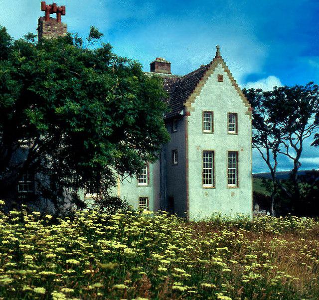 File Melsetter House Hoy Orkney Geograph Org Uk