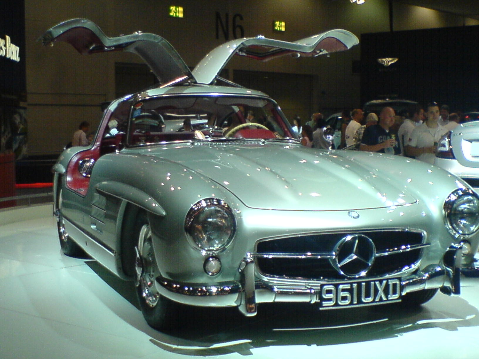 File:Mercedes Benz 300SL 2   Flickr   Alan D