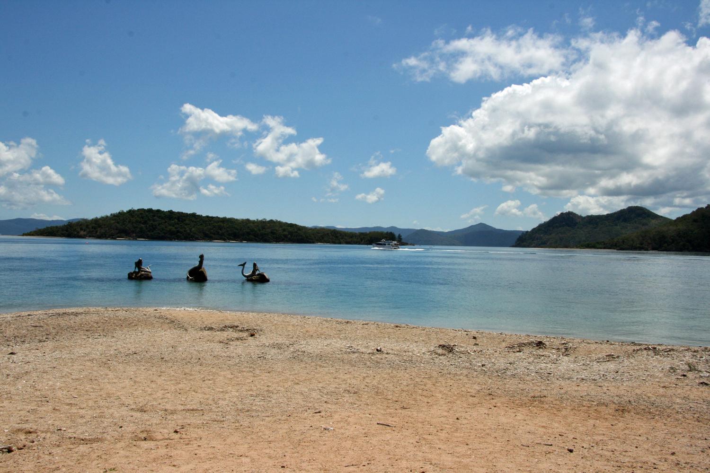 Mermaid Island Australia