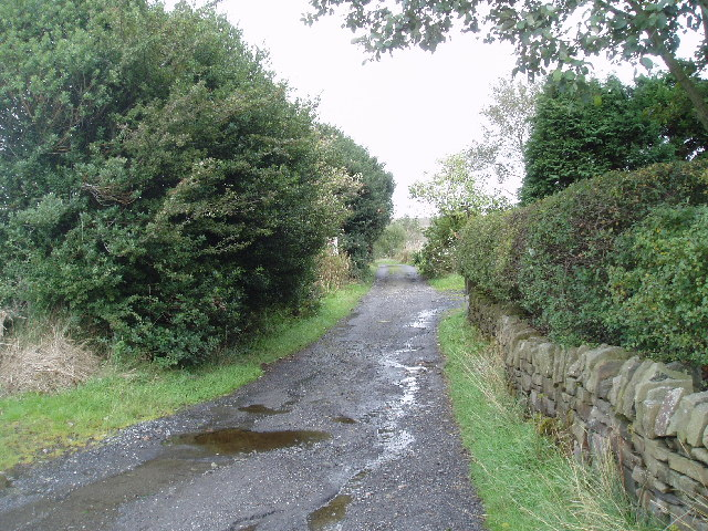 Michael Wife Lane, near Edenfield, Lancashire - geograph.org.uk - 59629