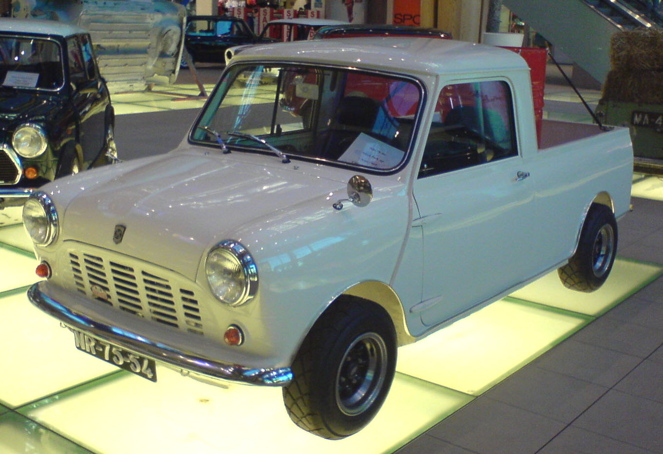 File Mini Pick Up Jpg Wikimedia Commons
