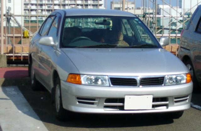 1995 Mitsubishi Lancer - Partsopen