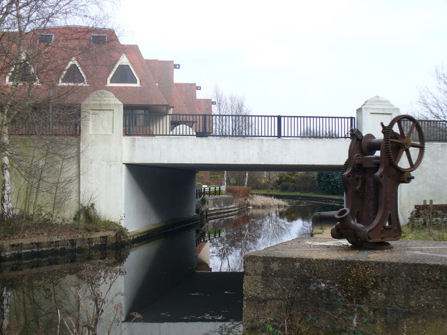 Monument Bridge - geograph.org.uk - 1186346