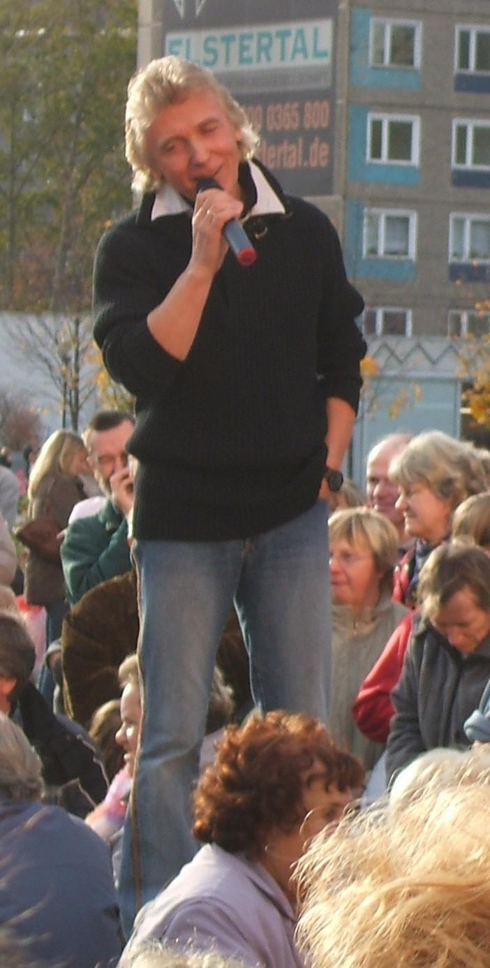 Hartmut Schulze Gerlach Geburtstag