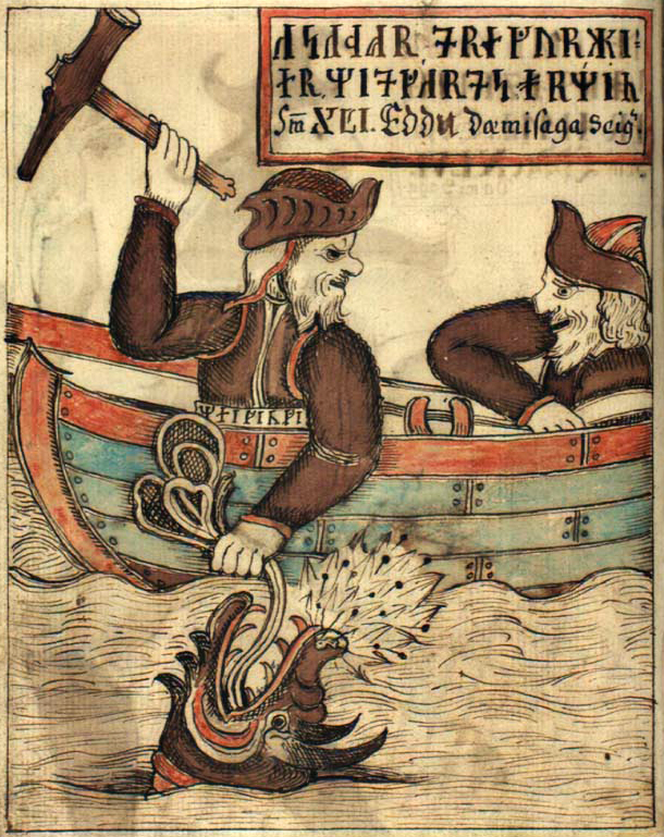 the poetic edda essays on old norse mythology Essays and criticism on norse mythology - critical essays old english culture norse myths have their sagas about the norse kings the poetic edda was.