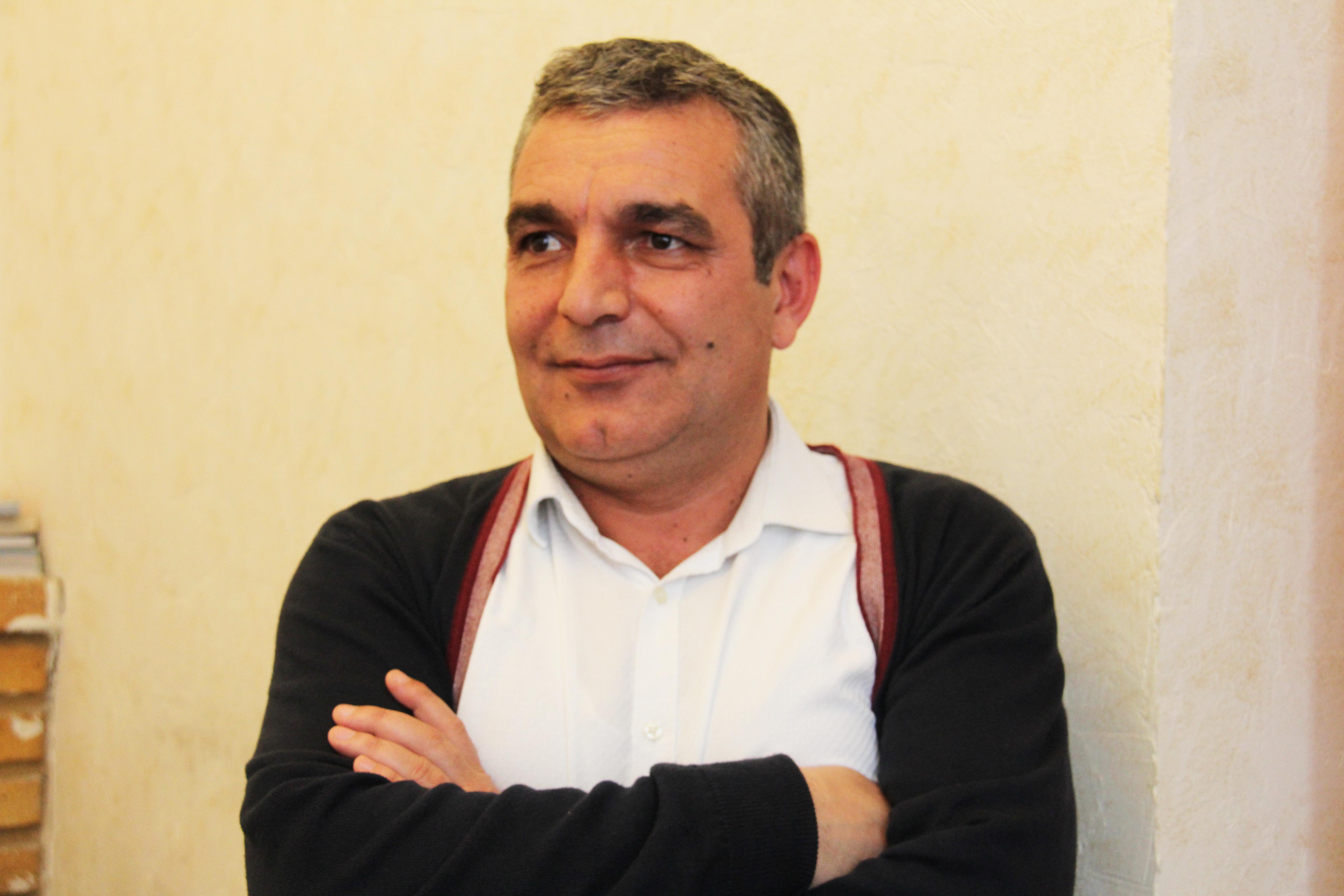Natiq Cəfərli — Vikipediya