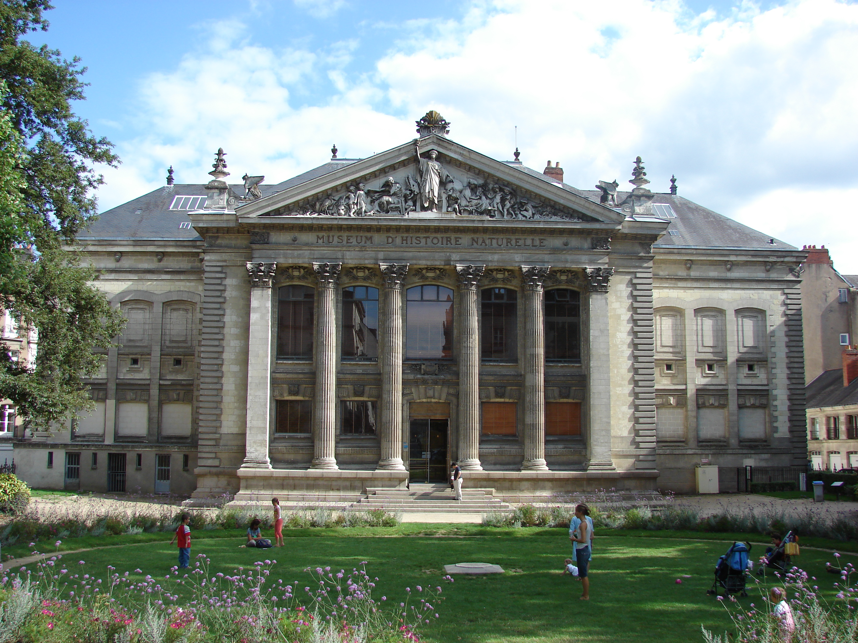 Natural History Museum Of Nantes