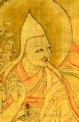 5th Dalai Lama political and religious leader of Tibet (1617-1682)