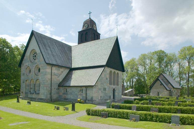 Klosterkirche Nydala