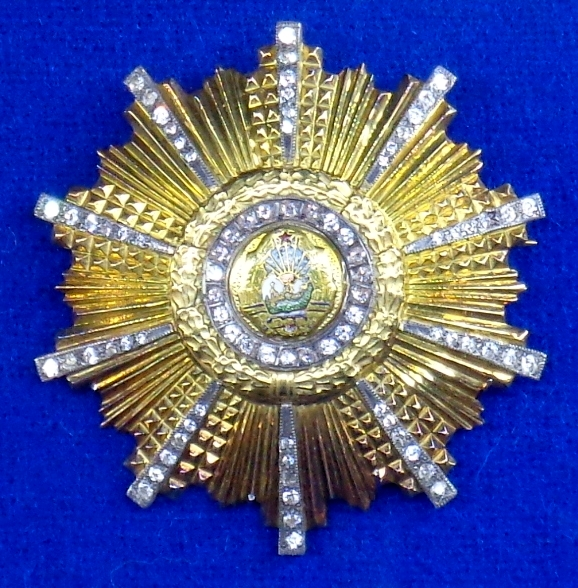 Файл:Order of the 23 August 1st class (Romania) - Tallinn Museum of Orders.jpg