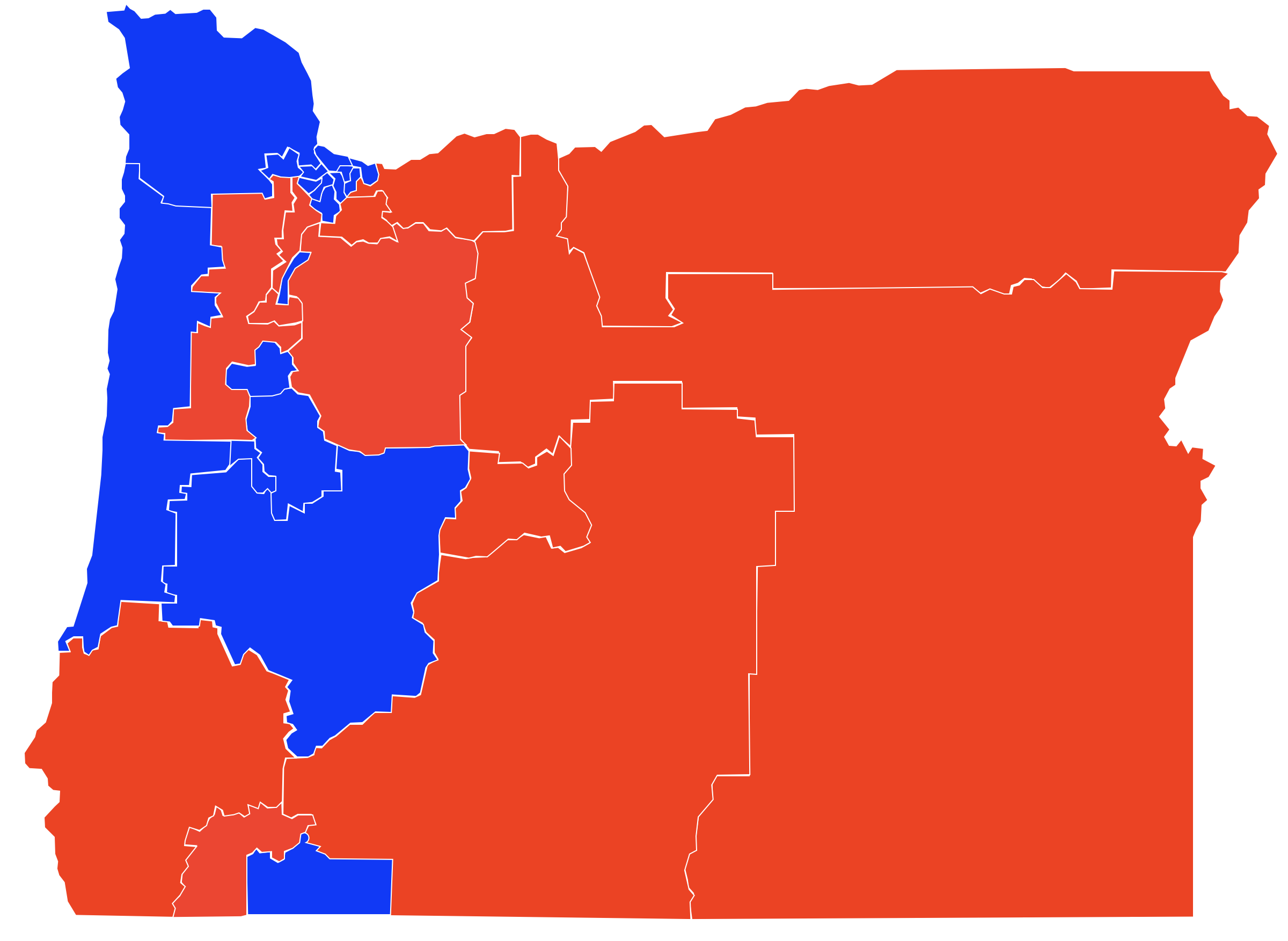 File:Oregon Senate map.png   Wikipedia