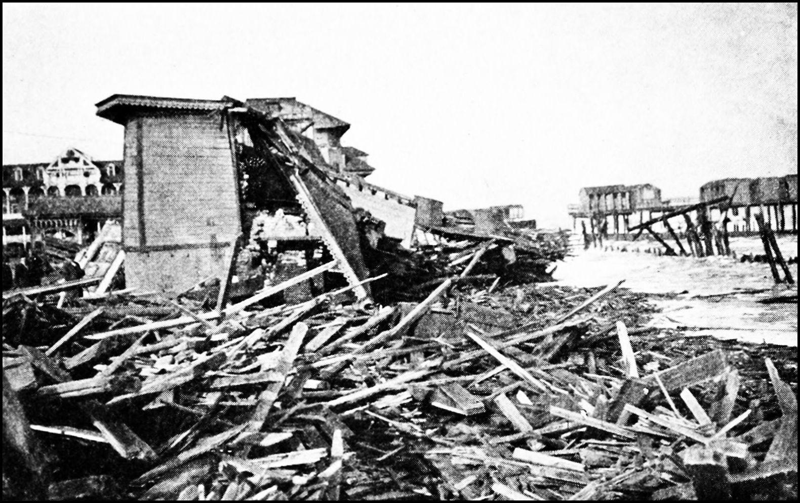 Psm V86 D563 Ruins Of Octagon Hotel Seabright Jpg