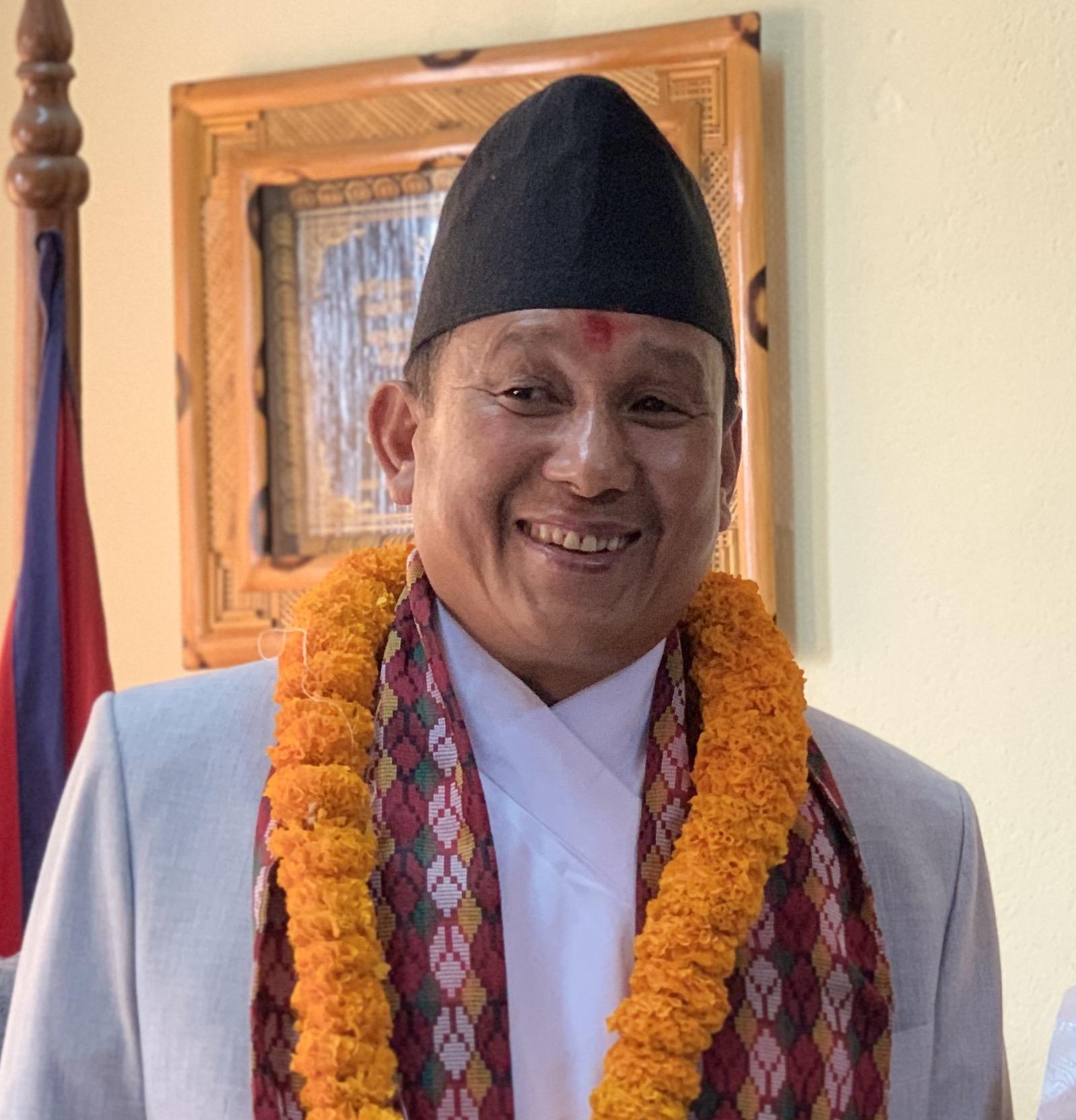 Parbat Gurung - Wikipedia