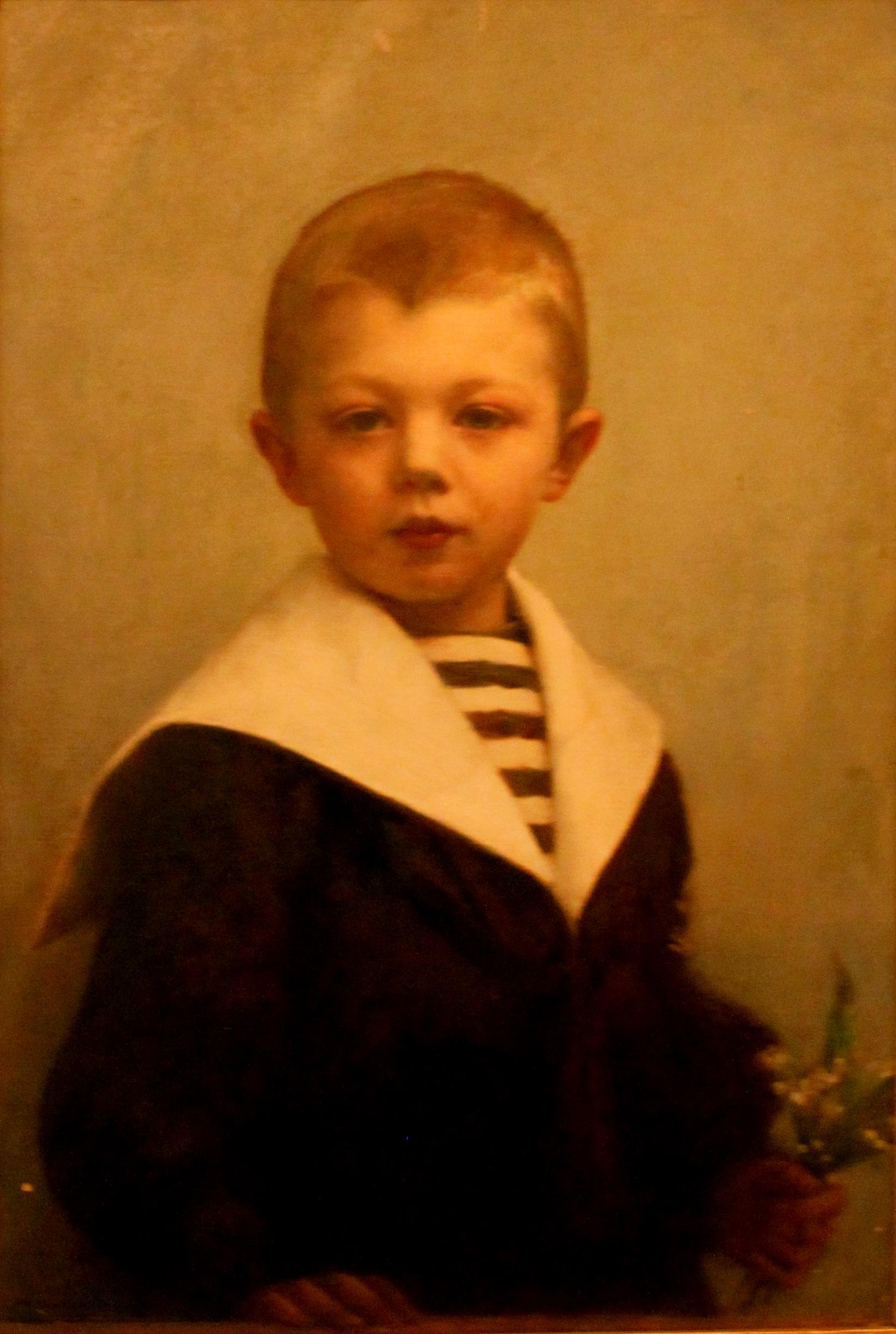 File:Pascal Dagnan-Bouveret - Portrait of a young boy.jpg ...