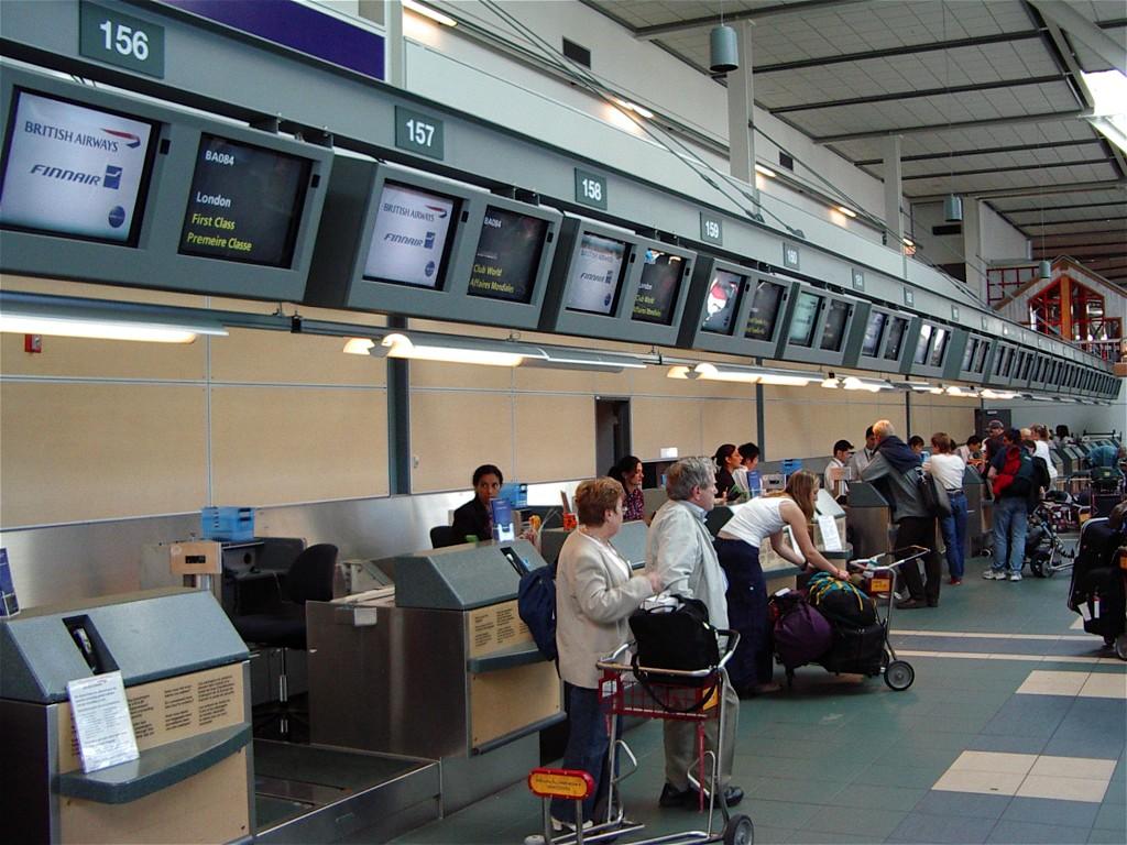 Hotel Dentro Aeroporto Roma Fiumicino