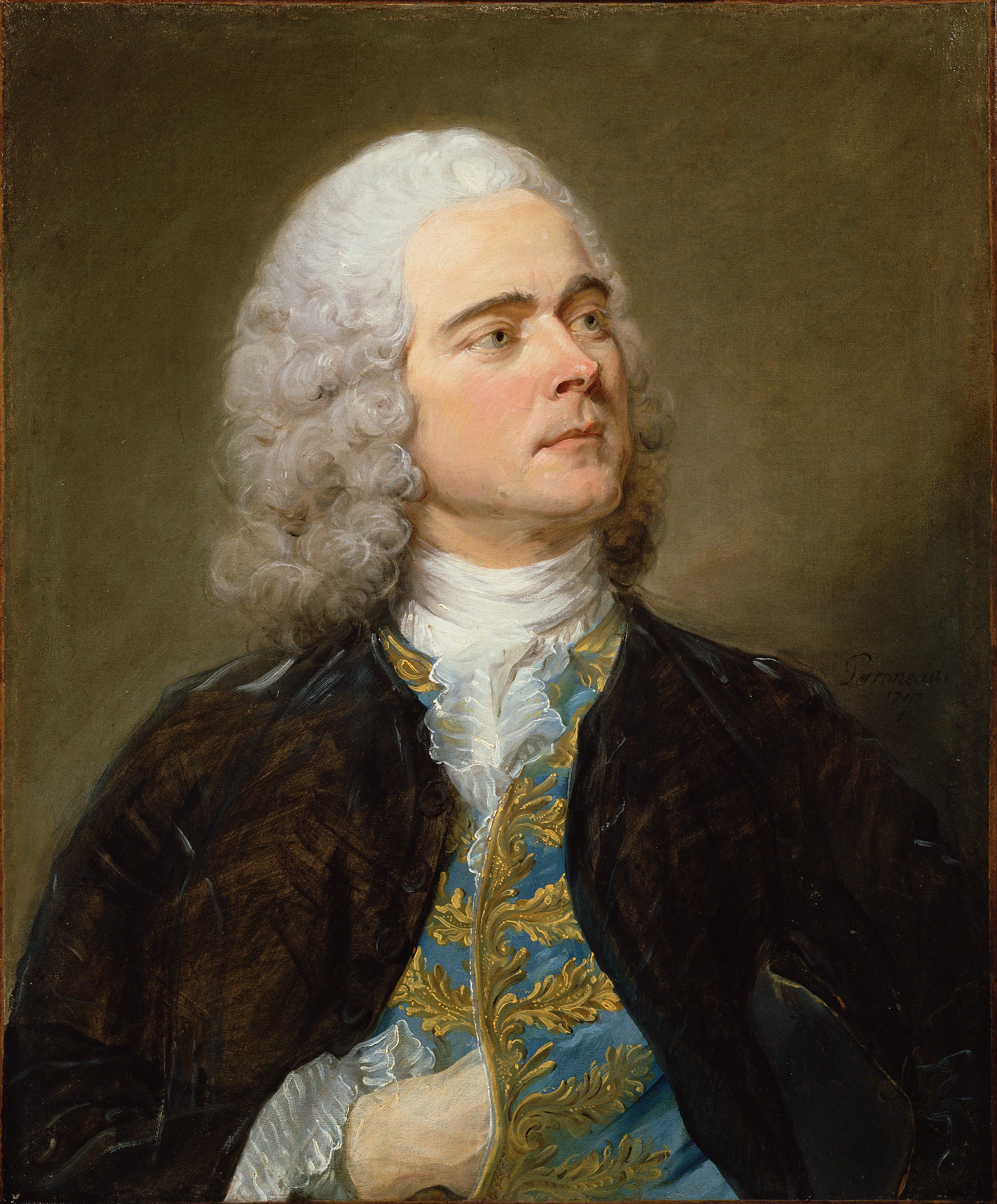 François De La Grange - La Forêt