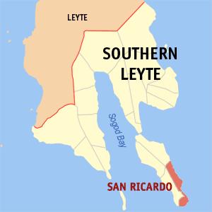 Ph locator southern leyte san ricardo.png
