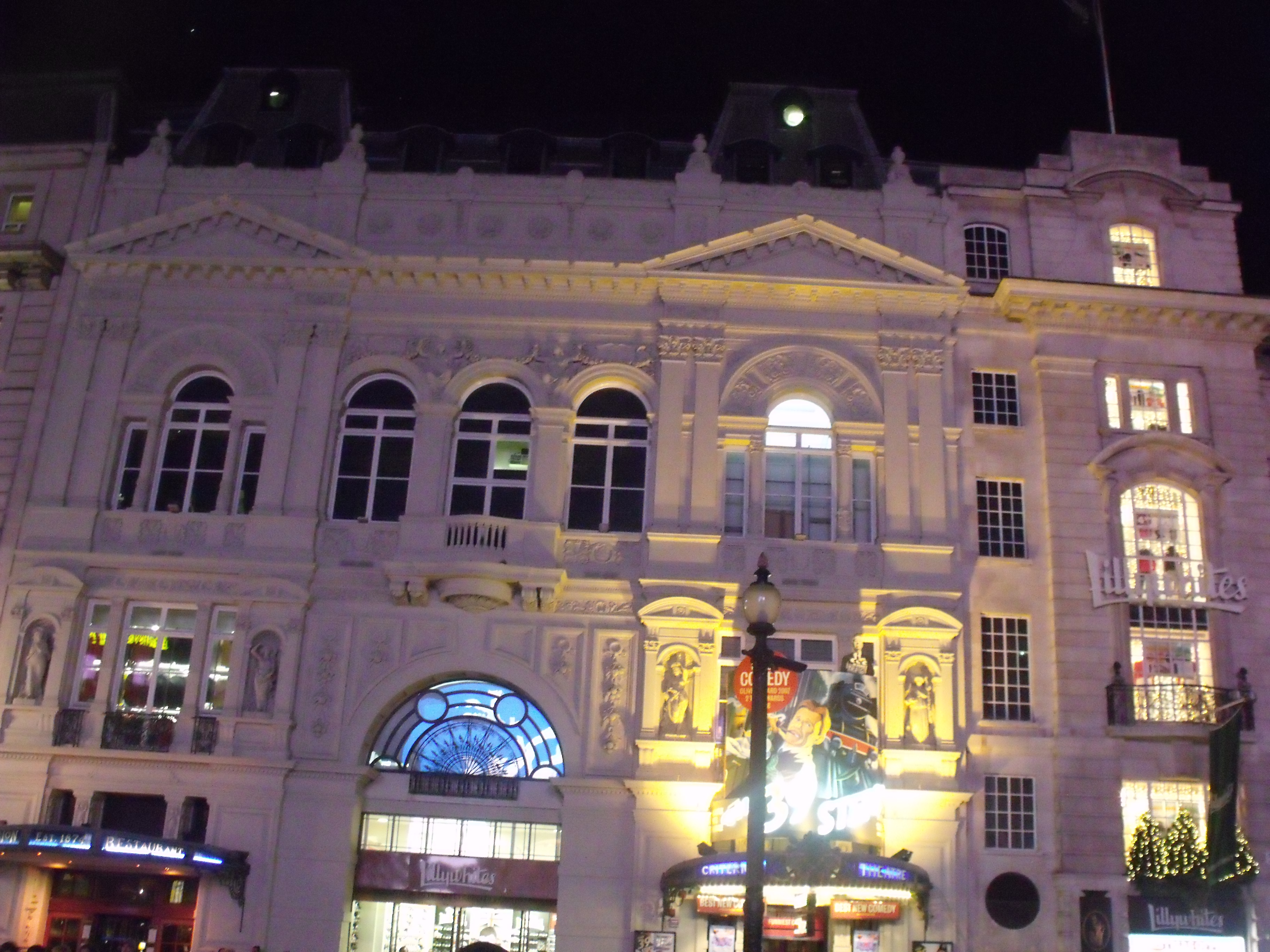 Restaurant London Piccadilly Rizels