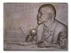 Plaquette to honor numismatist Alexey Oreshnikov Front.jpg