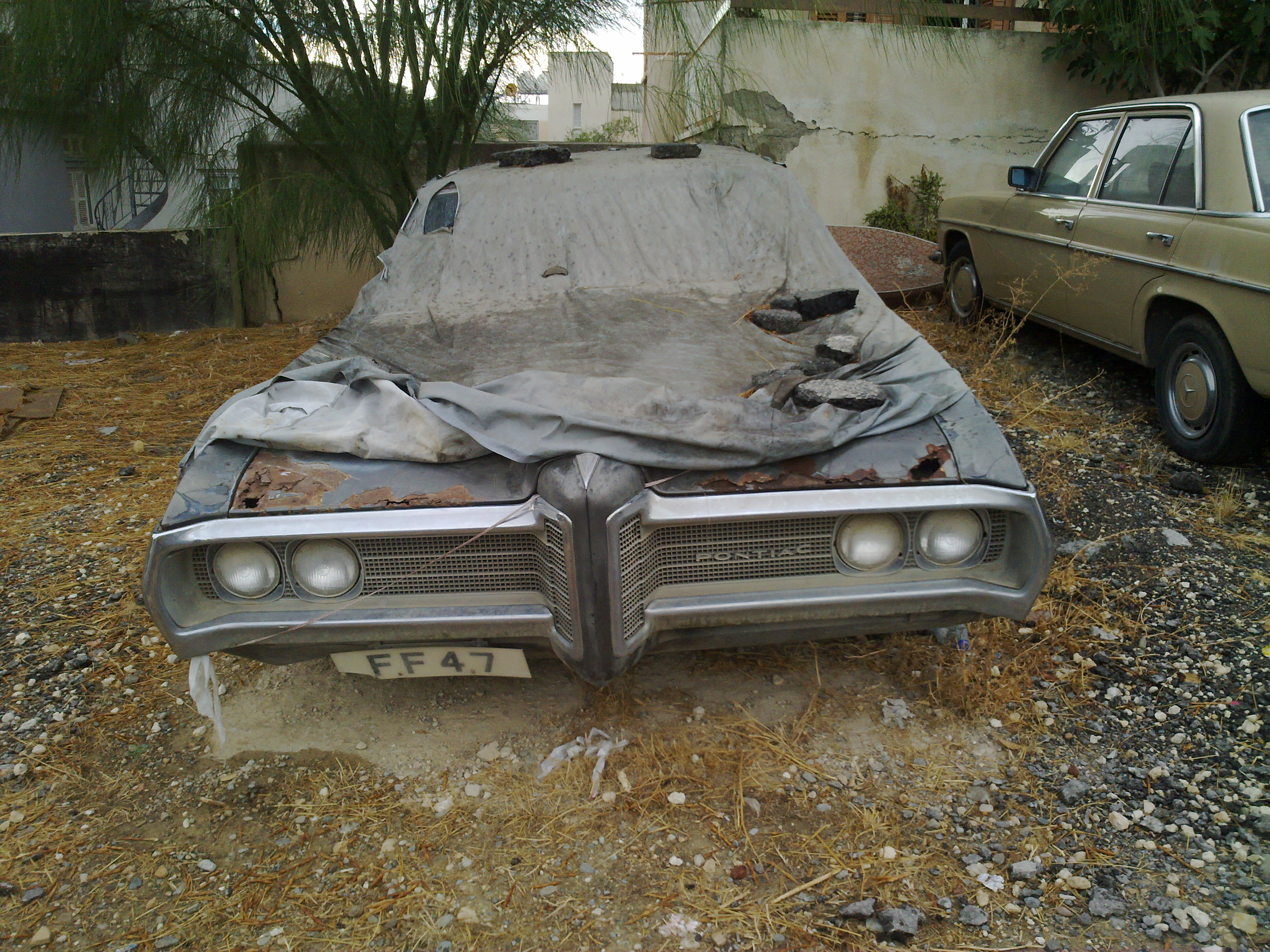1969 Pontiac Parisienne Rotting Away In Cyprus Regularcarreviews 1967 Gto Fuse Box