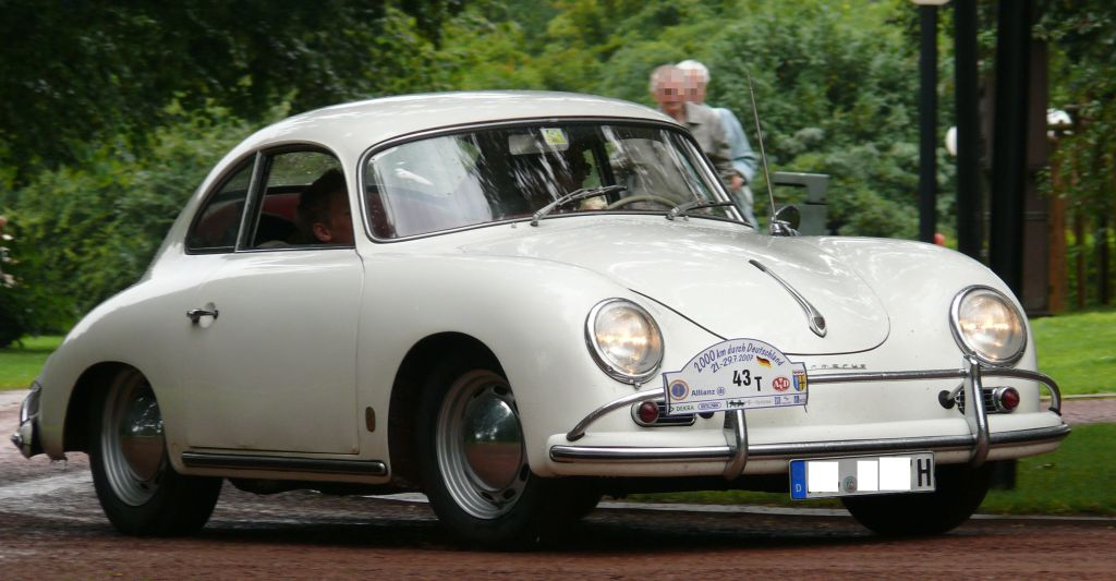 File Porsche 356 White Vr Jpg Wikimedia Commons