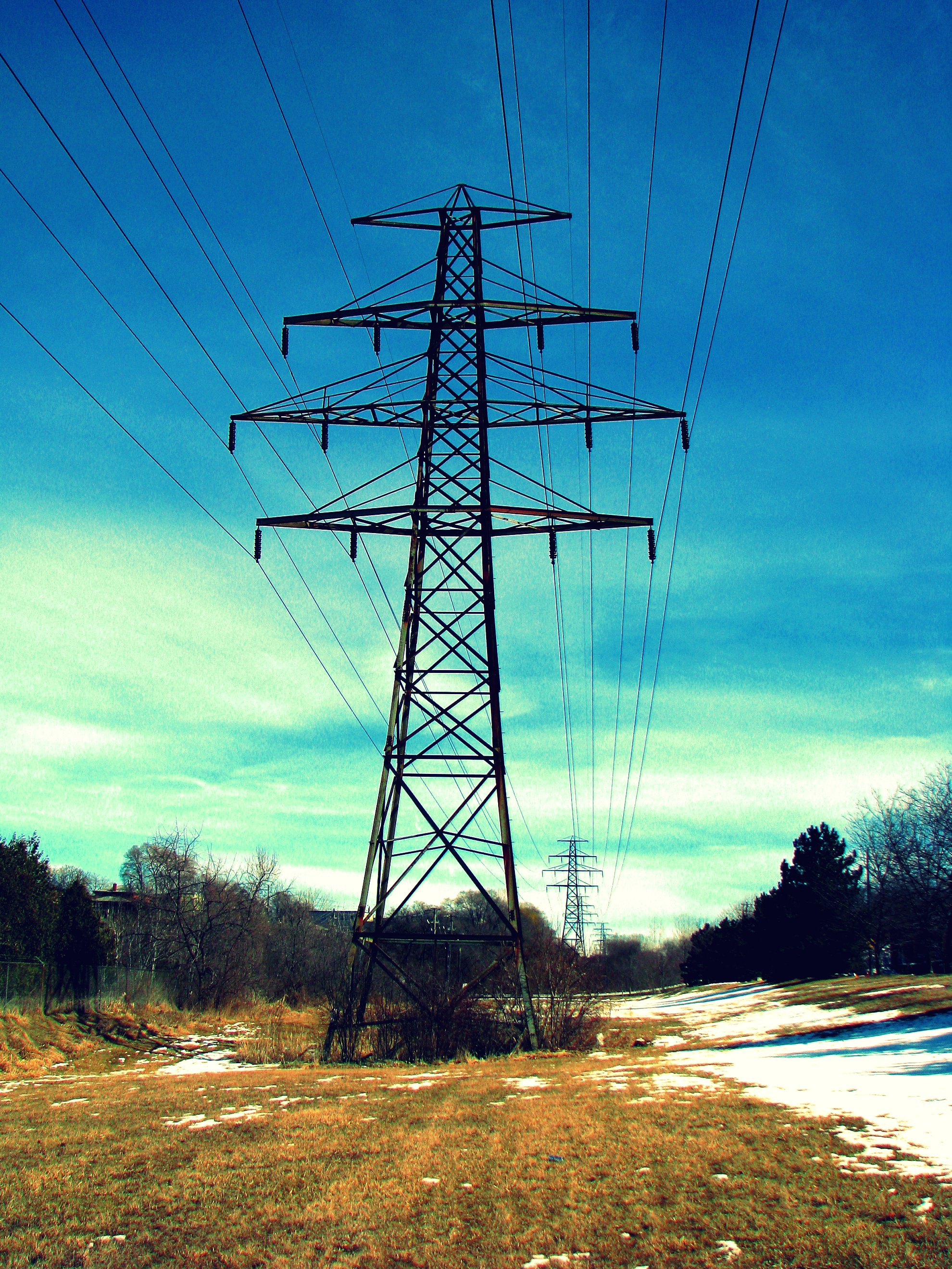 What Is Transmission >> File:Power Tower (1).jpg - Wikimedia Commons
