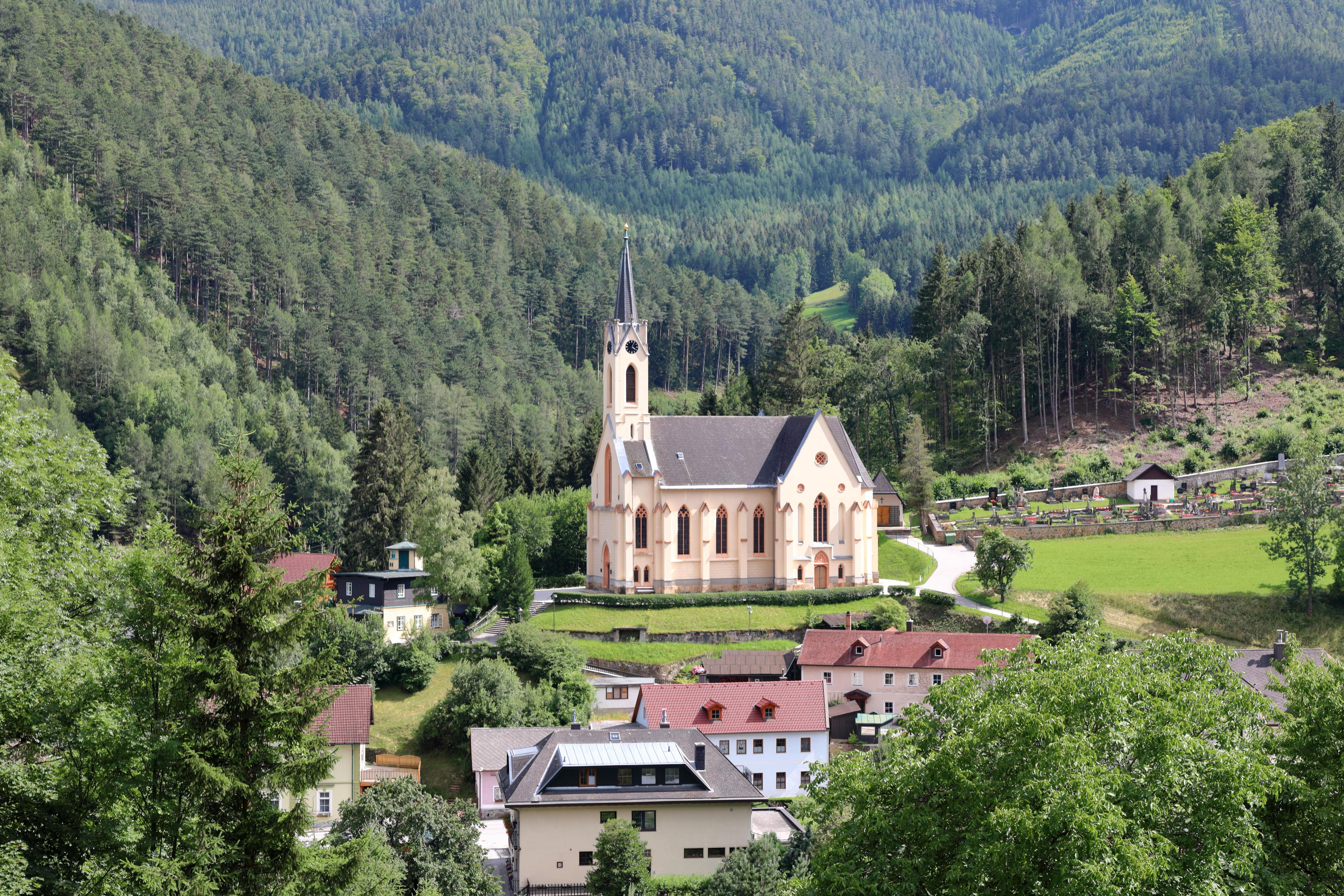 Accommodation Reichenau an der Rax: Hotels - BERGFEX