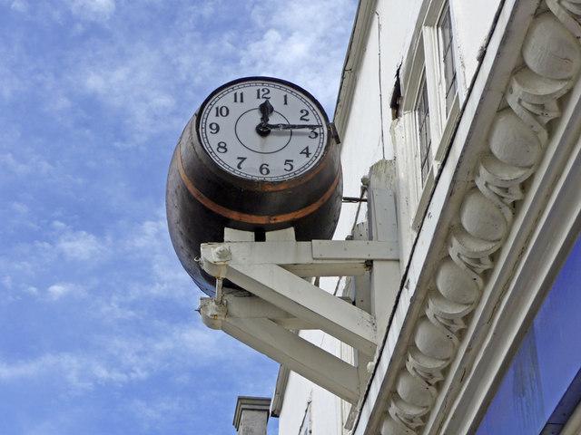 enfield clock history