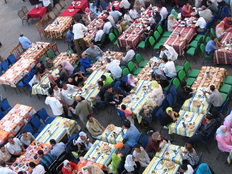 Ramadan Dinner 2005-11-07