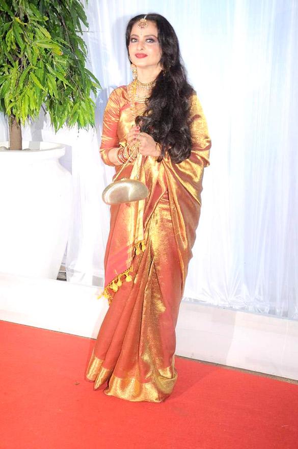Filerekha At Esha Deols Wedding Reception 10g Wikimedia Commons