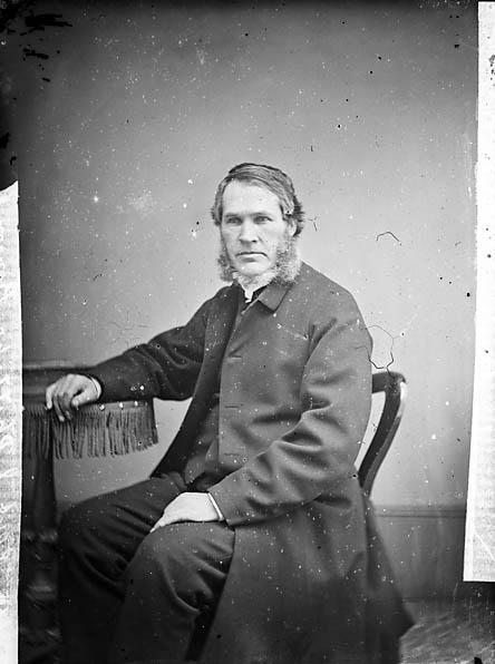 Revd. John Phillips, Bangor (1810-67)