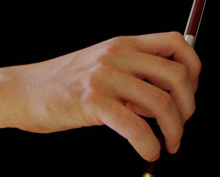 File:Right hand position on bow.jpg