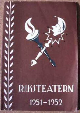 A standard Riksteatern playbill cover from the 1940s and 50s Riksteatern.jpg