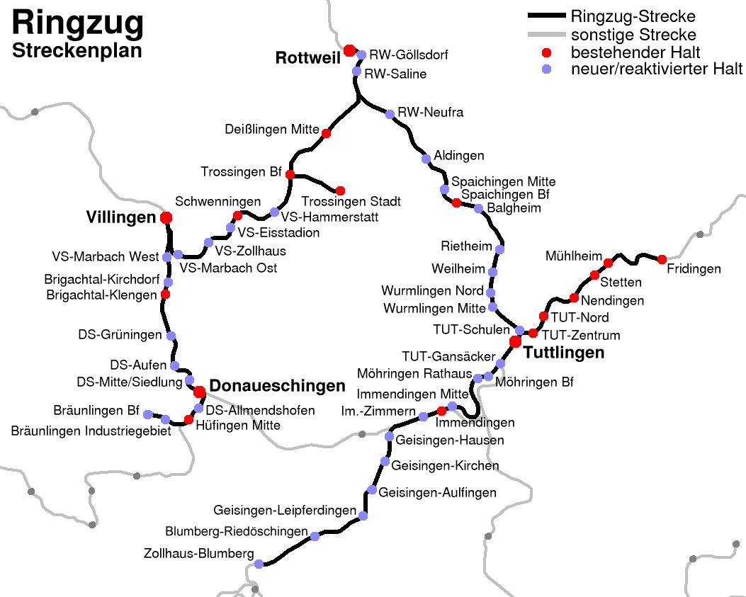 trossingen railway