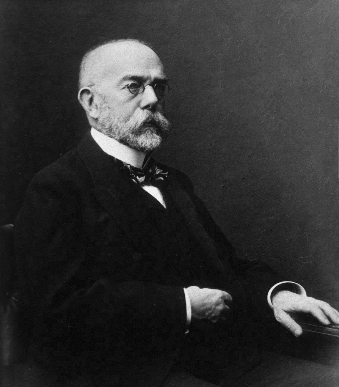 Robert koch for Koch wikipedia