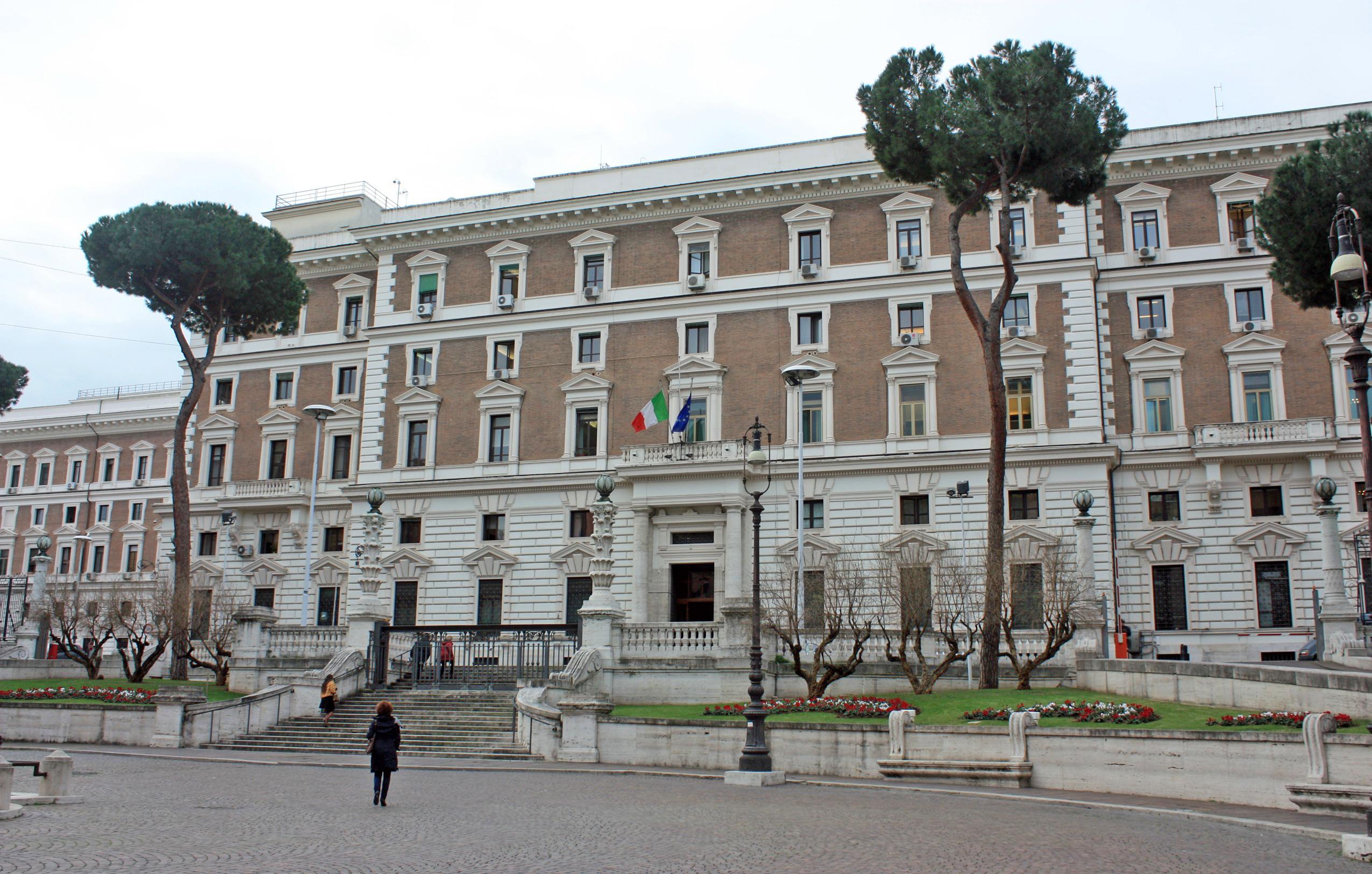 Palazzo del Viminale - Wikipedia