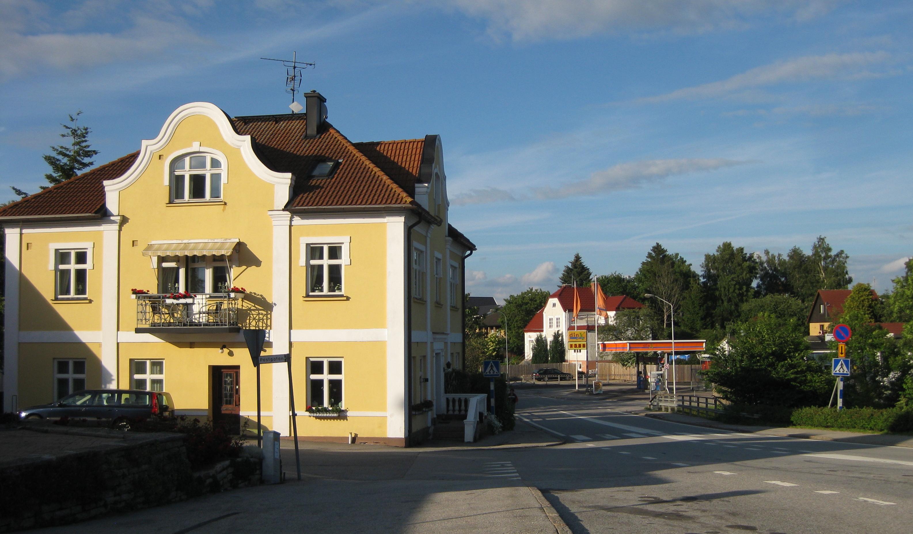 Fil:TRJ Rydsgrd railway station Sweden garagesale24.net Wikipedia