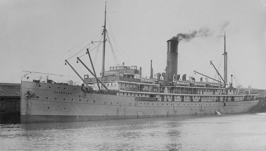 SS Koombana - Wikipedia