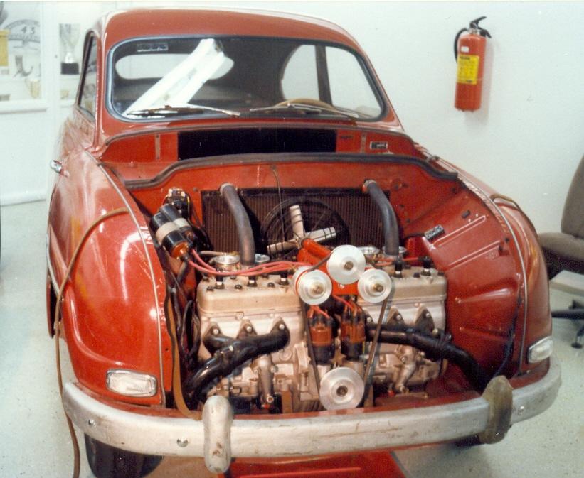 Saab Monster