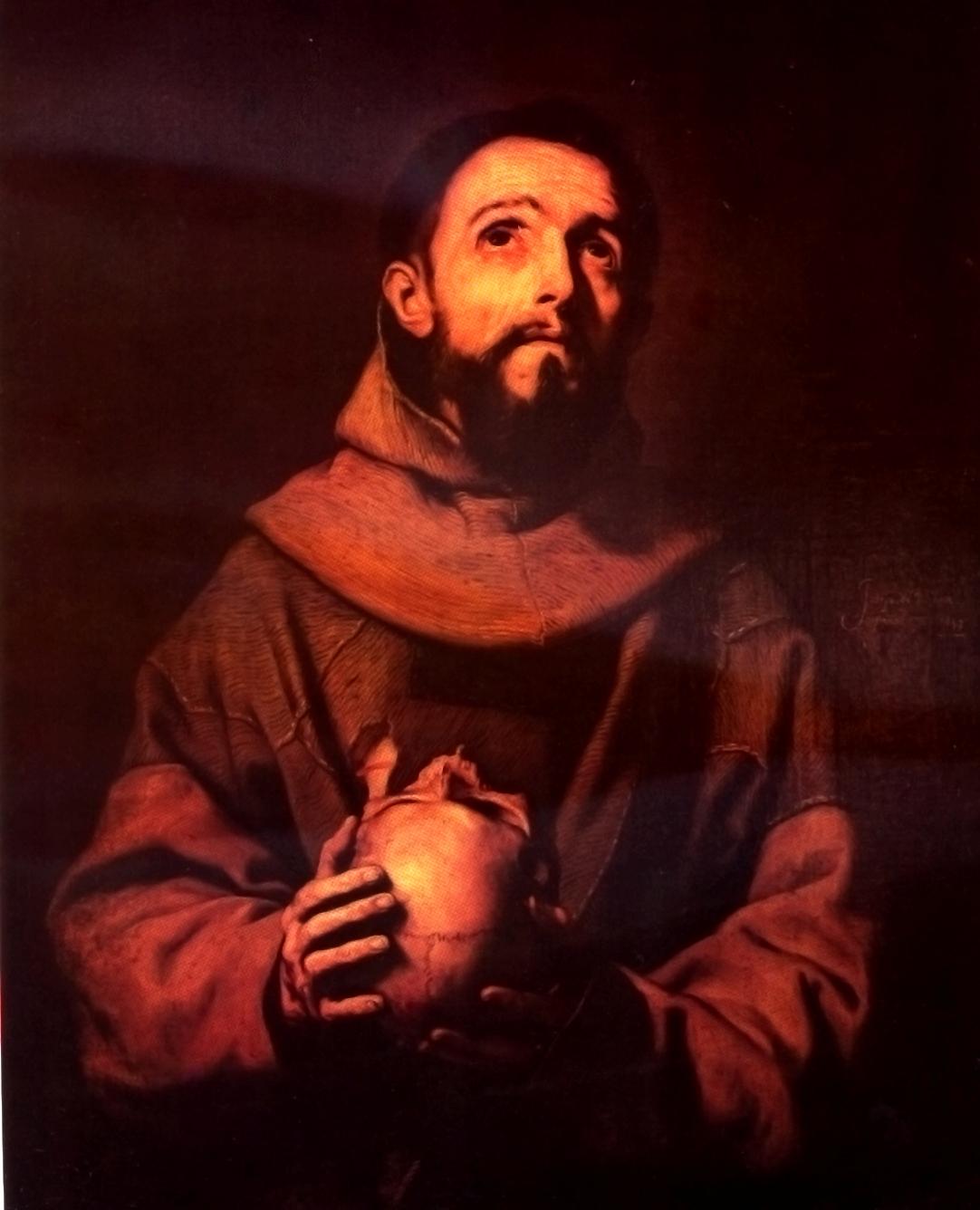 Image Result For Catholic Saint Francis