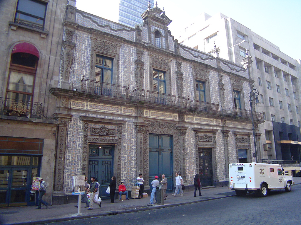 File sanborns wikimedia commons for Edificio de los azulejos