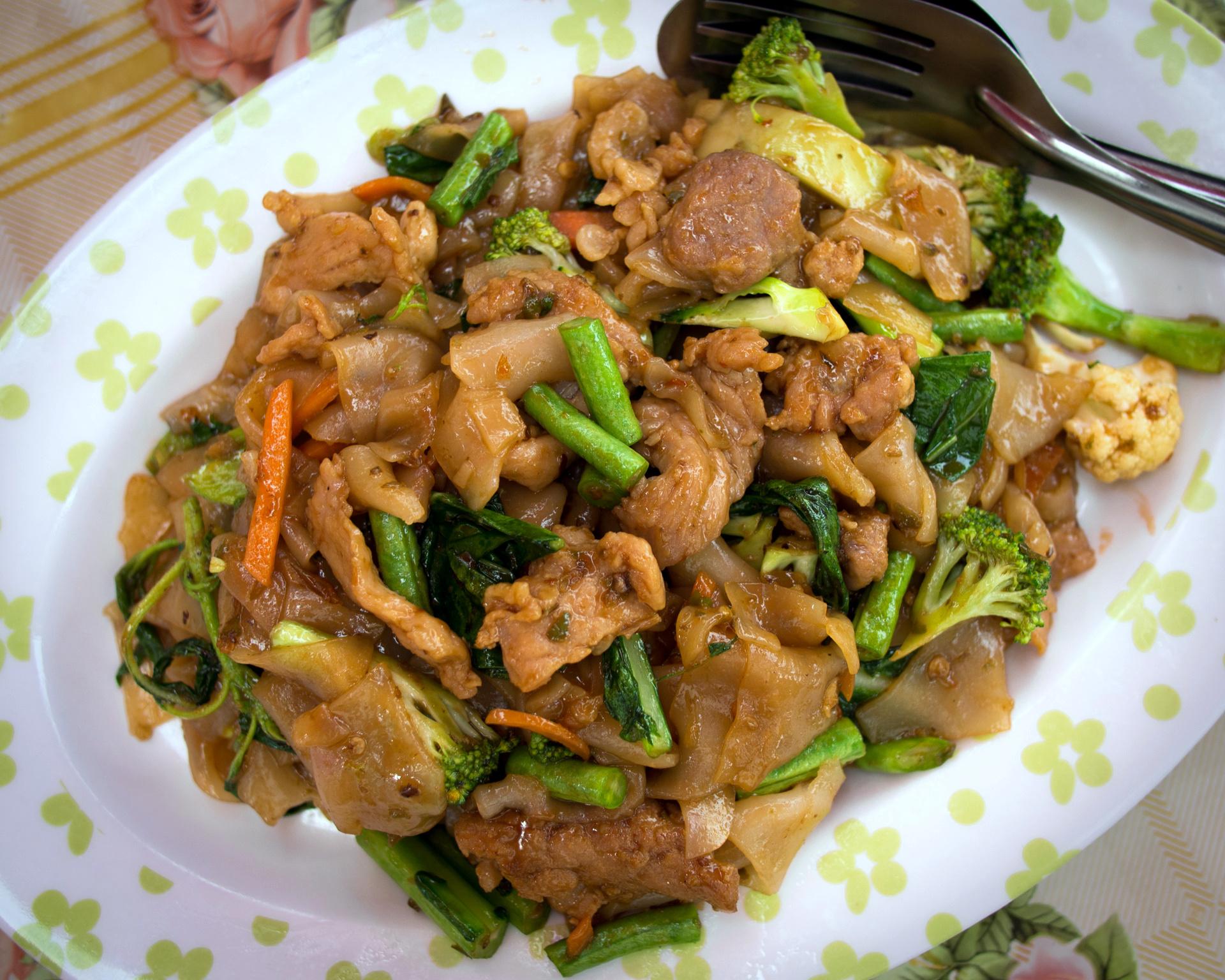Thai Food Vs Japanese Food