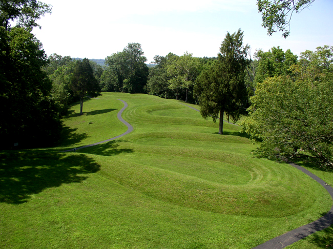 Serpent Mound in Ohio